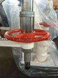 Temps de réglage des mélanges concrets par Penetration Resistance, pénétromètre concret (SGO-1200N)