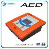 Defibrillator externo automatizado AED médico del Portable de los primeros auxilios