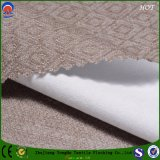 Textilstromausfall, der Leinen-Polyester-Gewebe für Polsterung-Vorhang sich schart
