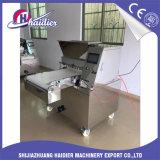 Máquina dos bolinhos do corte do fio do depositante do equipamento da restauração para a fabricação de biscoitos