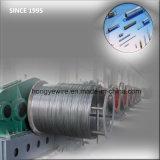 Fabricante mecánico del alambre de acero del resorte del reloj de la precisión de Concial