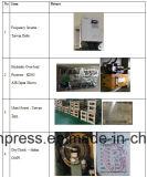 Умрите давление 160ton штемпеля с итальянским сухим сцеплением Ompi, давлением CNC инвертора частоты перепада Тайвань, подшипниками японии NTN/NSK