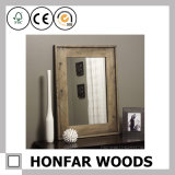 [هيغقوليتي] غرفة زخرفة مرآة إطار خشبيّ كلّ حجم