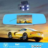«рекордер водителя 5, черточка автомобиля ночного видения поддержки камеры автомобиля DVR HD в камере автомобиля