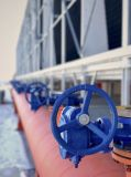 Hdgs kastenähnlicher geöffneter Kreisläuf-Wechselstrom-Waßerturm (YHA-100I~1000I)
