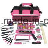 201PCS Mecánica Profesional Rosa Bolsa de herramientas Set (FY201B)