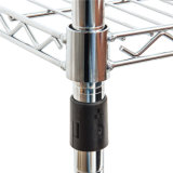 Le chrome en acier réglable chausse la crémaillère (LD503050C3C)