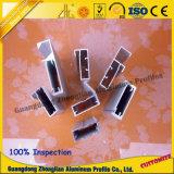 Da mobília quente das vendas do OEM perfil de alumínio da extrusão para o punho do gabinete do frame de gabinete