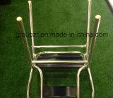 알루미늄 의자, 저녁식사 의자, 옥외 용접 정원 저녁식사