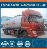 carro del tanque estándar de la cola de 35500liters ASME LPG Bob