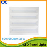 luz de painel do diodo emissor de luz de 600X600mm