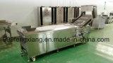 PT-2000は機械500-1500kg/Hの葉菜の蒸気白くなる実を結ぶ