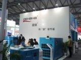 Piccolo compressore azionato a cinghia della vite fatto in Cina