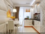 Armadio da cucina di verniciatura personalizzato