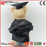 Cadeau de graduation étudiante Jouet d'ours en peluche souple