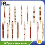Vente en gros de stylo en bambou promotionnel