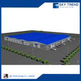 Pequeño diseño de proyecto industrial de la fábrica