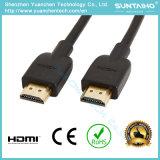 Горячий продавая высокоскоростной кабель Ethenet 4k HDMI (ДУГА, CEC)