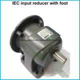 G3 18 mm Serie helicoidal Electricfoot Montada Motorreductores