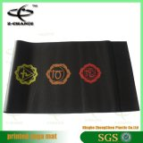 Eco-Friendly 자연적인 적당 인쇄 요가 매트 Anti-Slip 입구 매트