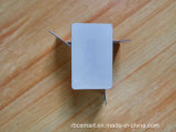 Inlay обломоков RFID удостоверения личности Анти--Металла Hf NXP ultralight-C маркирует стикеры