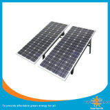 солнечнаяо энергия/электрическая система -Решетки 100W портативные для дома