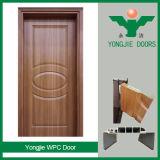 Prix bon marché chaud de portes intérieures de la vente WPC de la Turquie