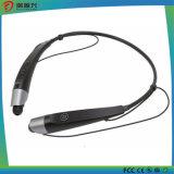 Écouteurs sans fil de Neckband d'écouteur de Bluetooth dans l'écouteur d'oreille