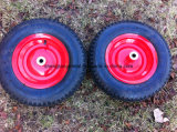 低価格のプラスチック皿2の車輪の手押し車