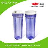 Cárter del filtro delgado grande de los PP del blanco para el tratamiento de aguas