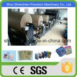 Saco de papel da alta qualidade automática que faz a máquina