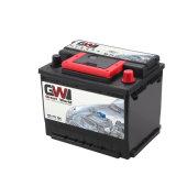 Gebildet Automobil-Batterie der China-in der zuverlässigen QualitätsDIN60 Mf