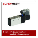 tipo válvula de solenóide DC24V do controle pneumático AC110V 220V de 3V Airtac