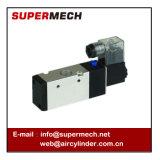 Тип клапан соленоида DC24V пневматического управления AC110V 220V Airtac