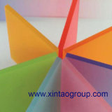 Xintao Fábrica de Suministro de muchos colores 3 mm Espejo Acrílico Hoja