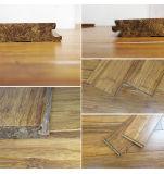 Revestimiento de bambú Tejido Carbonizado