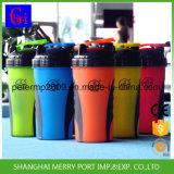 Frasco plástico do abanador da proteína da água do frasco quente do abanador da venda