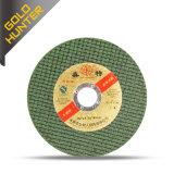 Disco verde profissional da estaca para o aço inoxidável 115