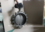 Ss316L Öse-Griff-Drosselventil mit Cer ISO Wras genehmigt (CBF01-TL01)