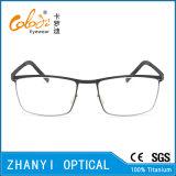 Bunter leichter Voll-Rahmen optische Glas-Rahmen-Titanbrille Eyewear (9111-EW)
