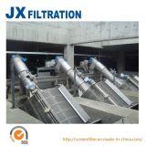 Máquina da tela de barra do filtro de cilindro giratório