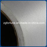 Знамя гибкого трубопровода рекламируя материала печатание напольное белое серое штейновое