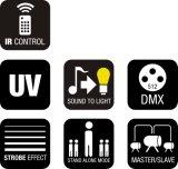 40W cubierta LED UV Wash Bar
