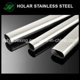 Tubo rettangolare dell'acciaio inossidabile