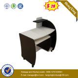 Moderne hölzerne Büro-Schreibtisch-Melamin-Büro-Möbel (NS-ND082)