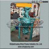 Minerali che trattano la pompa verticale centrifuga dei residui della schiuma