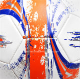 安価な習慣によって印刷されるPVC革サッカーボール