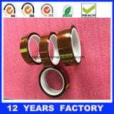 cinta cortada con tintas de la cinta adhesiva de la película de Polyimide del Kapton de 0.0125m m