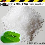 O Virgin/recicl a matéria- prima do copolímero de Va18% Va21% EVA
