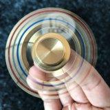6 Mittellinien-Metallunruhe-Spinner-Finger-Fokus-Spielzeug